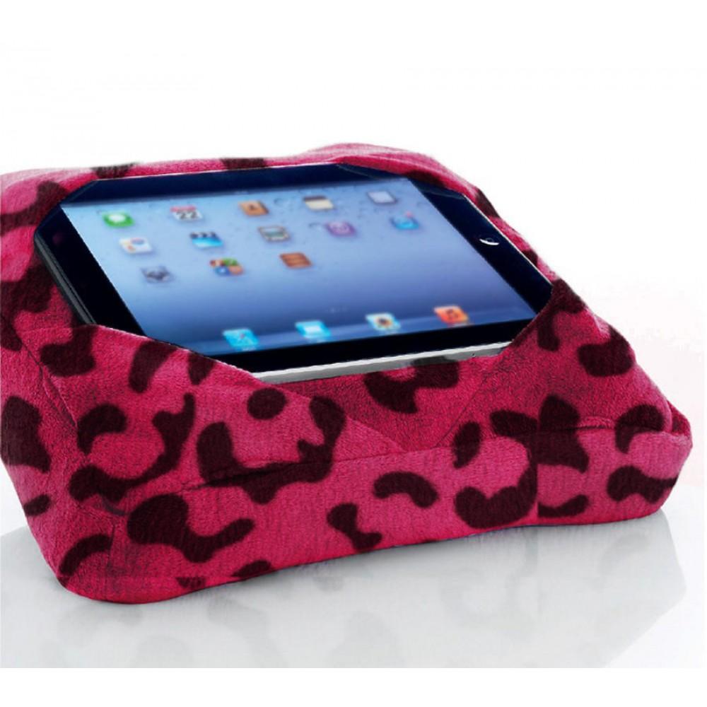 Six Pad Go Go Pillow Ipad Tablet Cushion Book Rest Pink