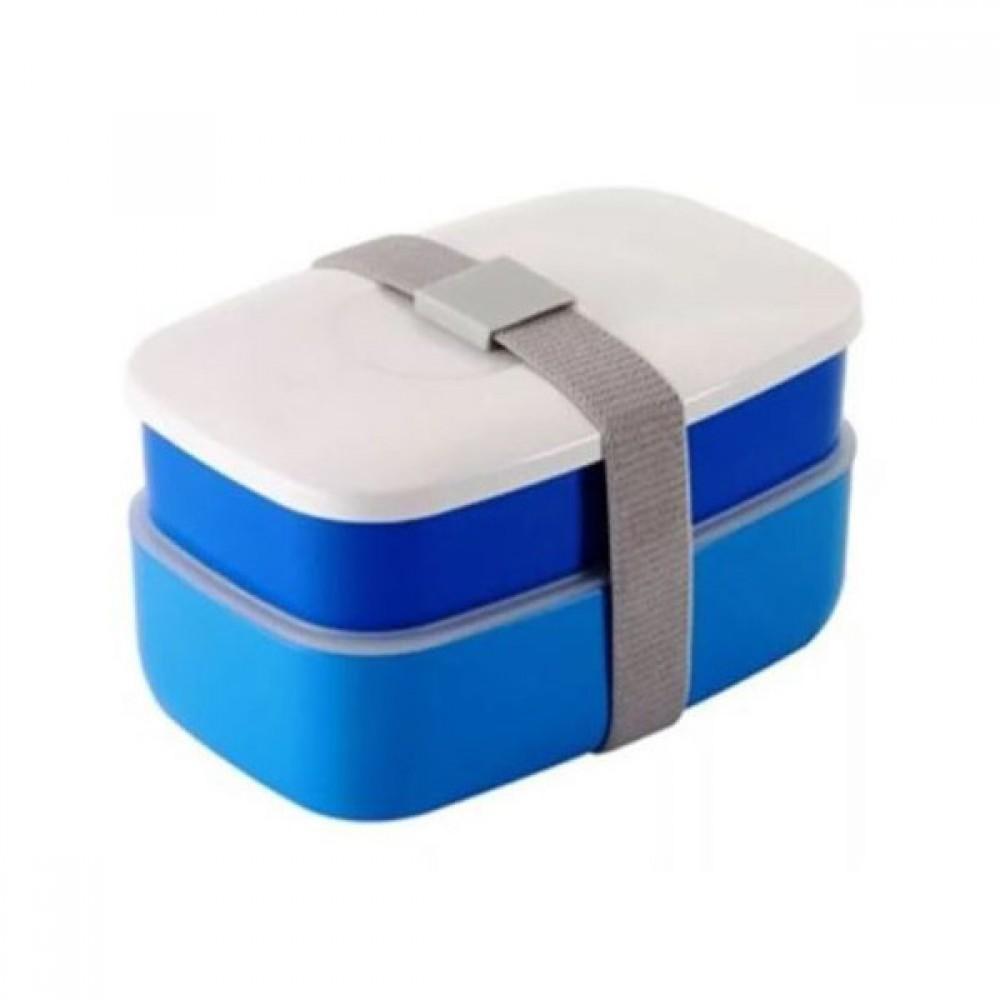 oasis bento lunch box blue. Black Bedroom Furniture Sets. Home Design Ideas
