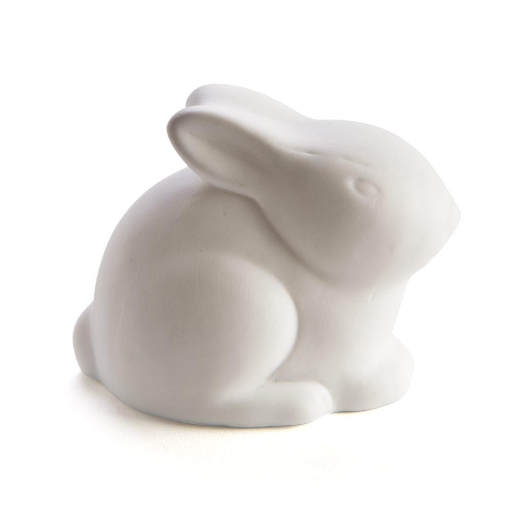 Rabbit Led Night Light Ceramic