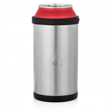 Arctican - Stainless Steel Can Cooler - Silver