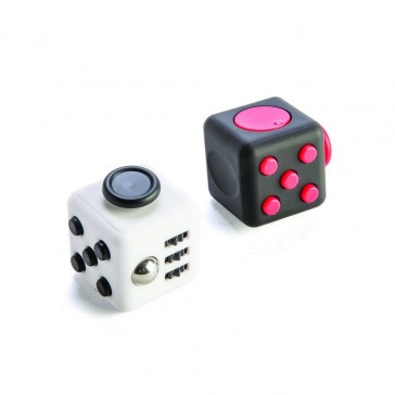 Fidget Fingers - Stress and Anxiety Relief Cube
