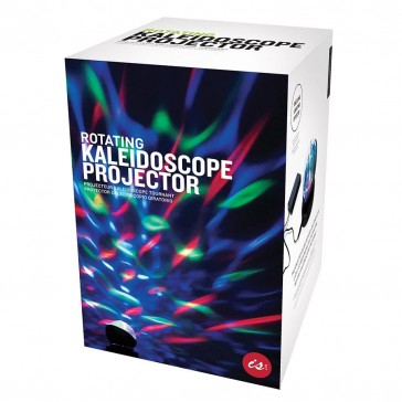 how to build a kaleidoscope projector