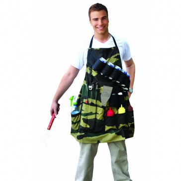 The Grill Sargeant BBQ Apron