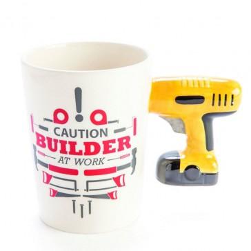 Tradie Mates Tool Mug - Power Drill