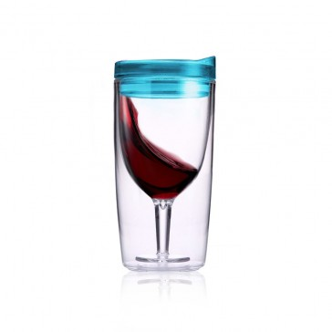 TraVino Wine Sippy Cup - Blue