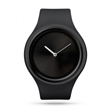 Ziiiro Ion Watch in Black with Adjustable Strap