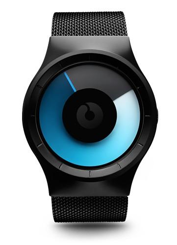 Ziiiro Celeste Watch | Black - Mono