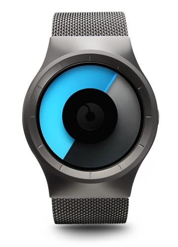 Ziiiro Celeste Watch | Gunmetal - Mono