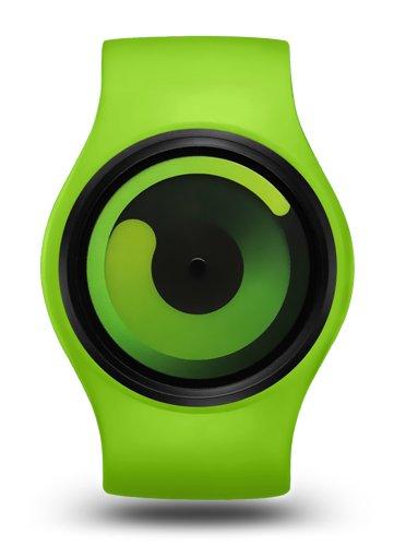 Ziiiro Gravity Watch | Green - Green