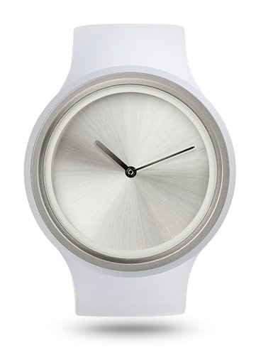 Ziiiro Ion Watch | Milky - White