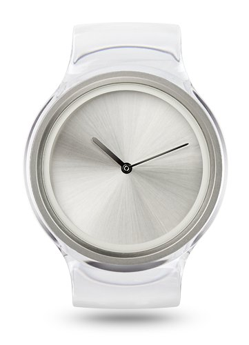 Ziiiro Ion Watch | Transparent