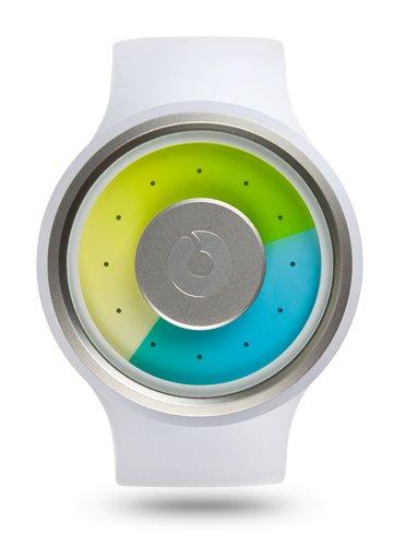 Ziiiro Proton Watch | Milky - White