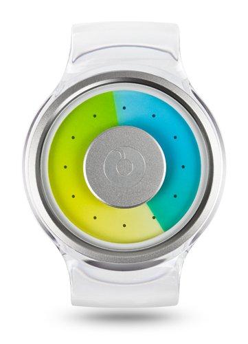 Ziiiro Proton Watch | Transparent