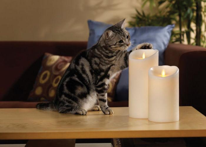 Luminara Candles are 'un'real