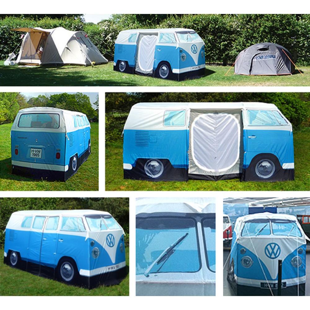 VW Tent - Kombi C&er Van - Orange  sc 1 st  Gyrofish & VW Kombi Tent - Camper Van - Red