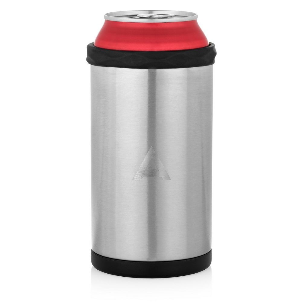 Arctican stainless steel can cooler silver