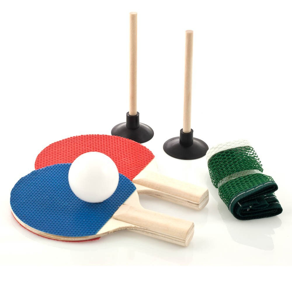 Tabletop Ping-Pong Set  sc 1 st  Gyrofish : tabletop table tennis set - pezcame.com