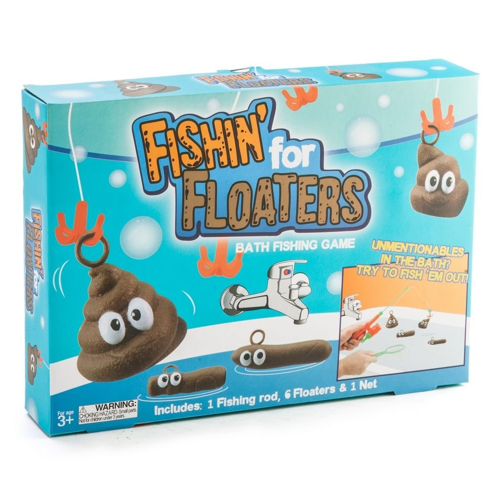 Fishin 39 for floaters bath fishing game for Fishing for floaters game