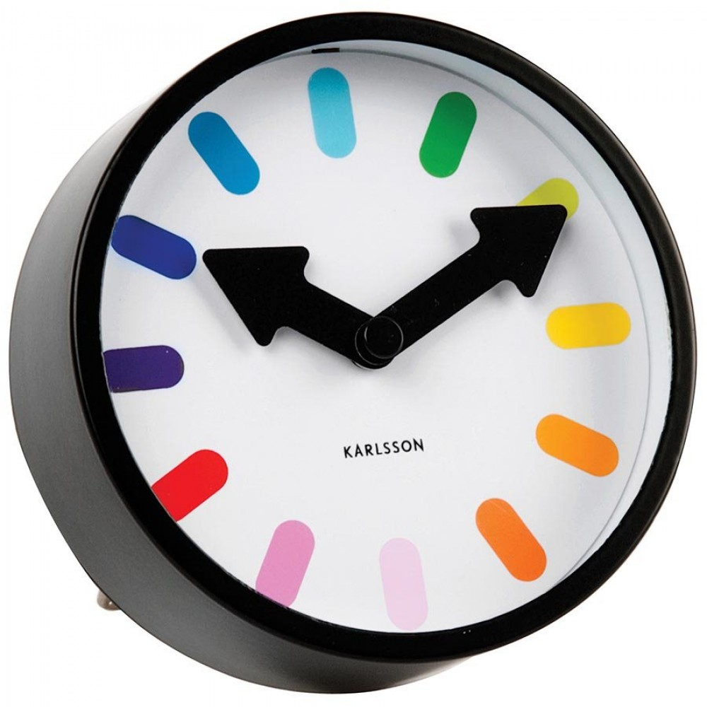 Karlsson Tiny Pictogram Alarm Clock