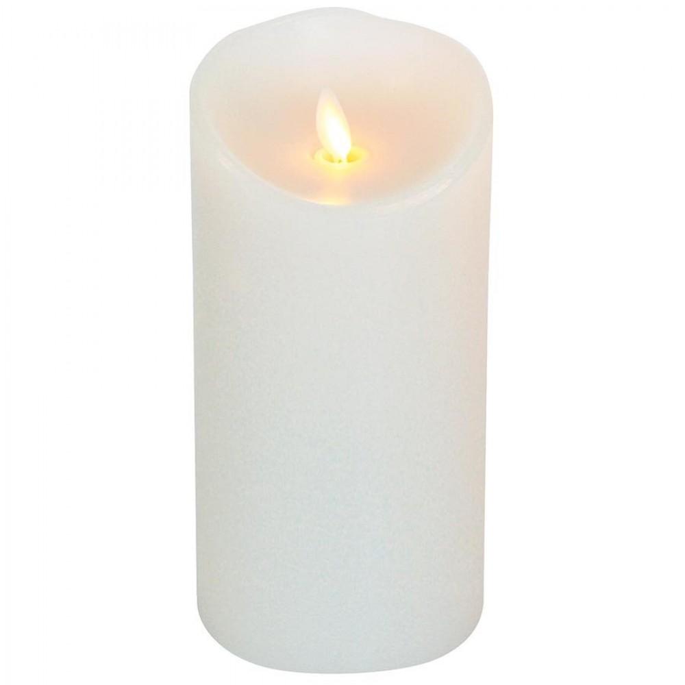 Luminara Candle Ivory 4 X 9 Quot 10 X 23cm Flameless Led