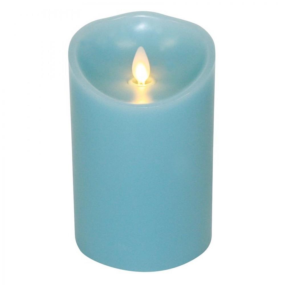 Luminara Candle Flameless Led 3 5 X 5 Quot Ocean Breeze