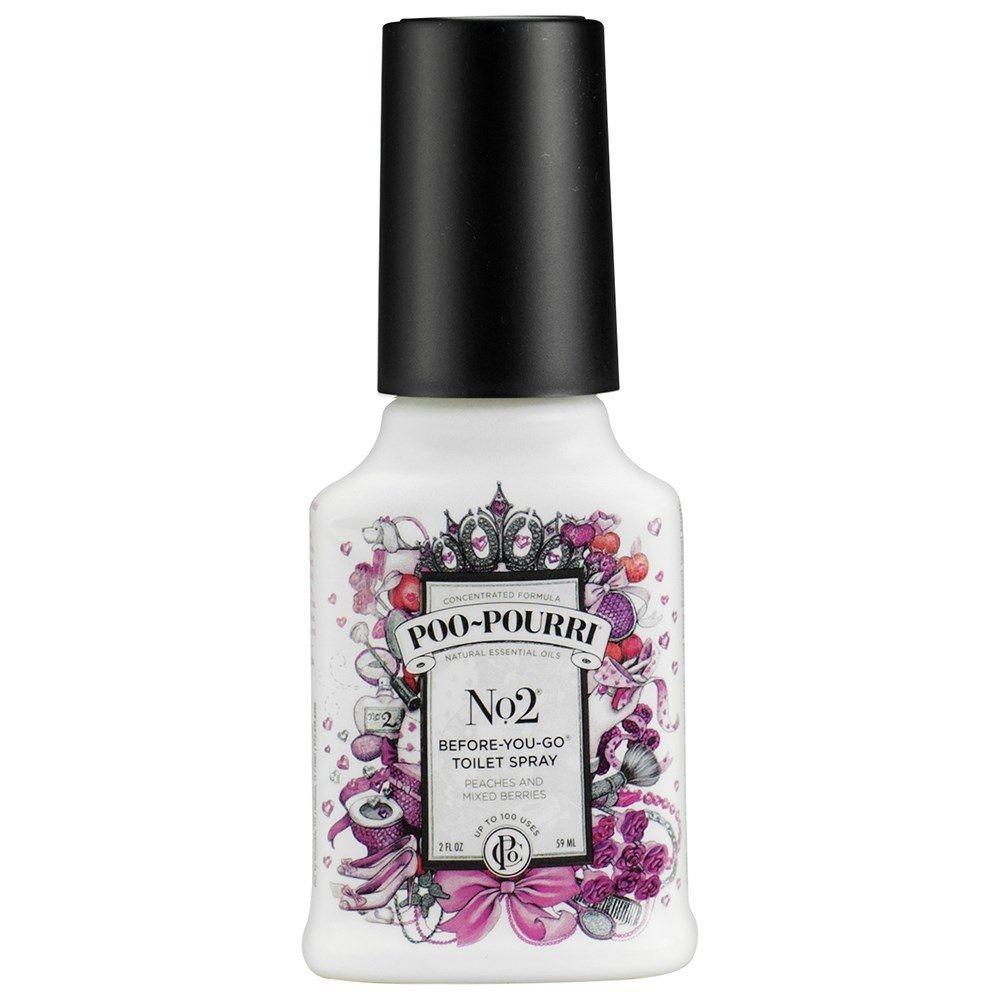 2 oz. Poo-Pourri Sprayer | The Container Store