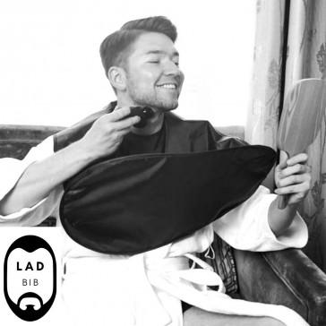 Lad Bib - Grey