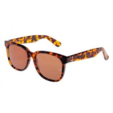 Royal Aquamarine Hearst Dark Tortoise Sunglasses