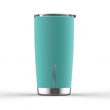5 O'Clock Stainless Insulated Tumbler - Seafoam Green