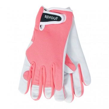 Sprout Goatskin Ladies Gardening Gloves