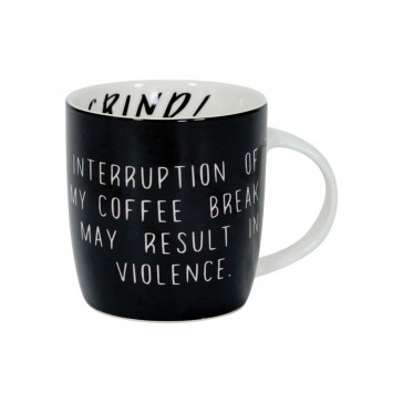 Interruption Coffee Mug