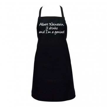 Albert Winestein Apron