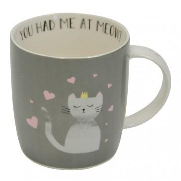 You Had Me at Meow! Mug