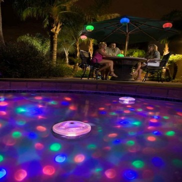 Aqua Glow Colour Changing Submersible Pool Lights