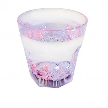 Aqua Glow LED Light Up Tumbler