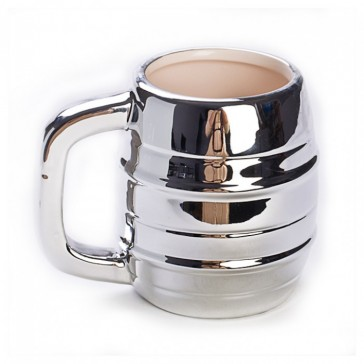 Beer Keg Mug