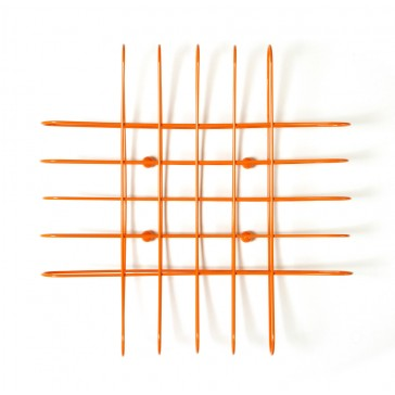 Bendo GRID - Fruit Bowl - Orange