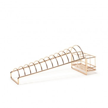Bendo Luxe DRAIN - Dish Rack - Copper