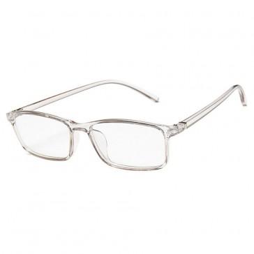 Blue Light Blocking Glasses - Digital Eyewear -Black Slim Squared