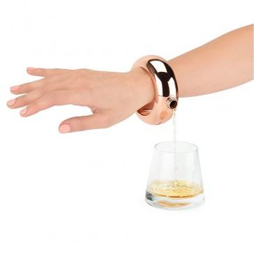 Boozelet Bracelet Alcohol Flask