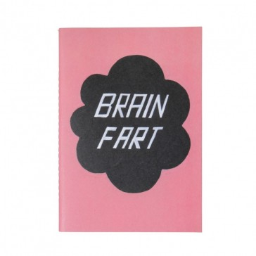 Brain Fart A5 Notebook