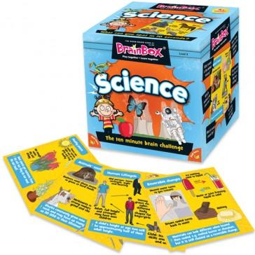 BrainBox Science Brain Challenge Card Game