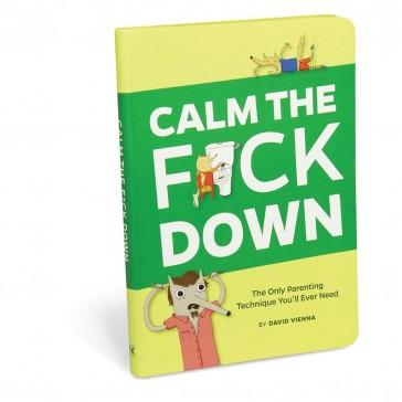 Calm the Fuck Down Book