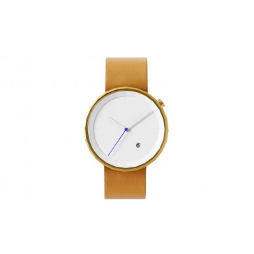 chiandchi Polygon Watch - Gold Brown