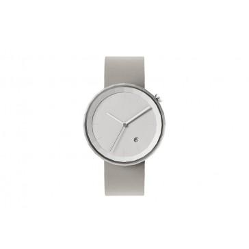 chiandchi Polygon Watch - Silver Grey