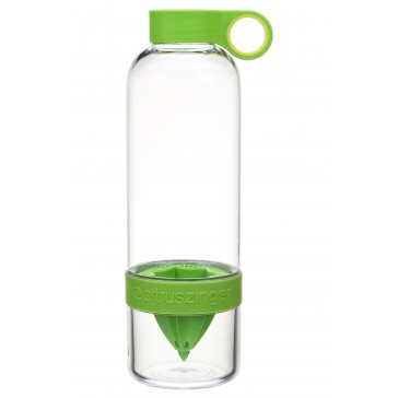 Citrus Zinger Water Bottle - Zing Anything - Green