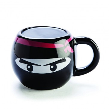 Colour Change Ninja Mug