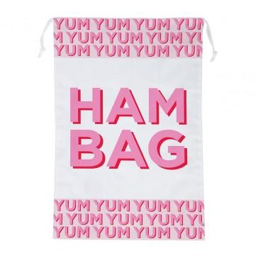 100% Cotton Ham Bag