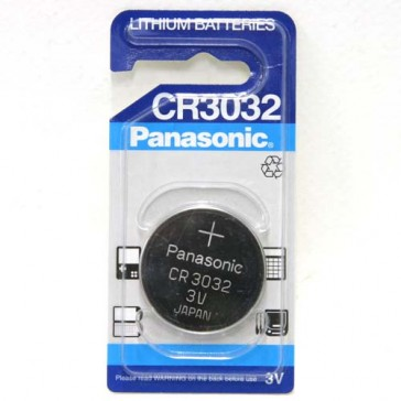 CR3032 Battery - Panasonic