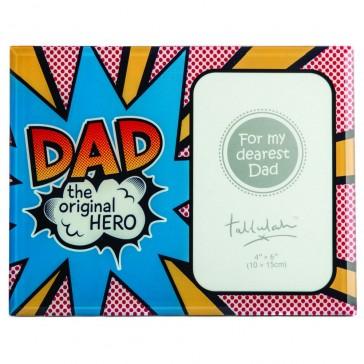 Dad the Original Hero Photo Frame